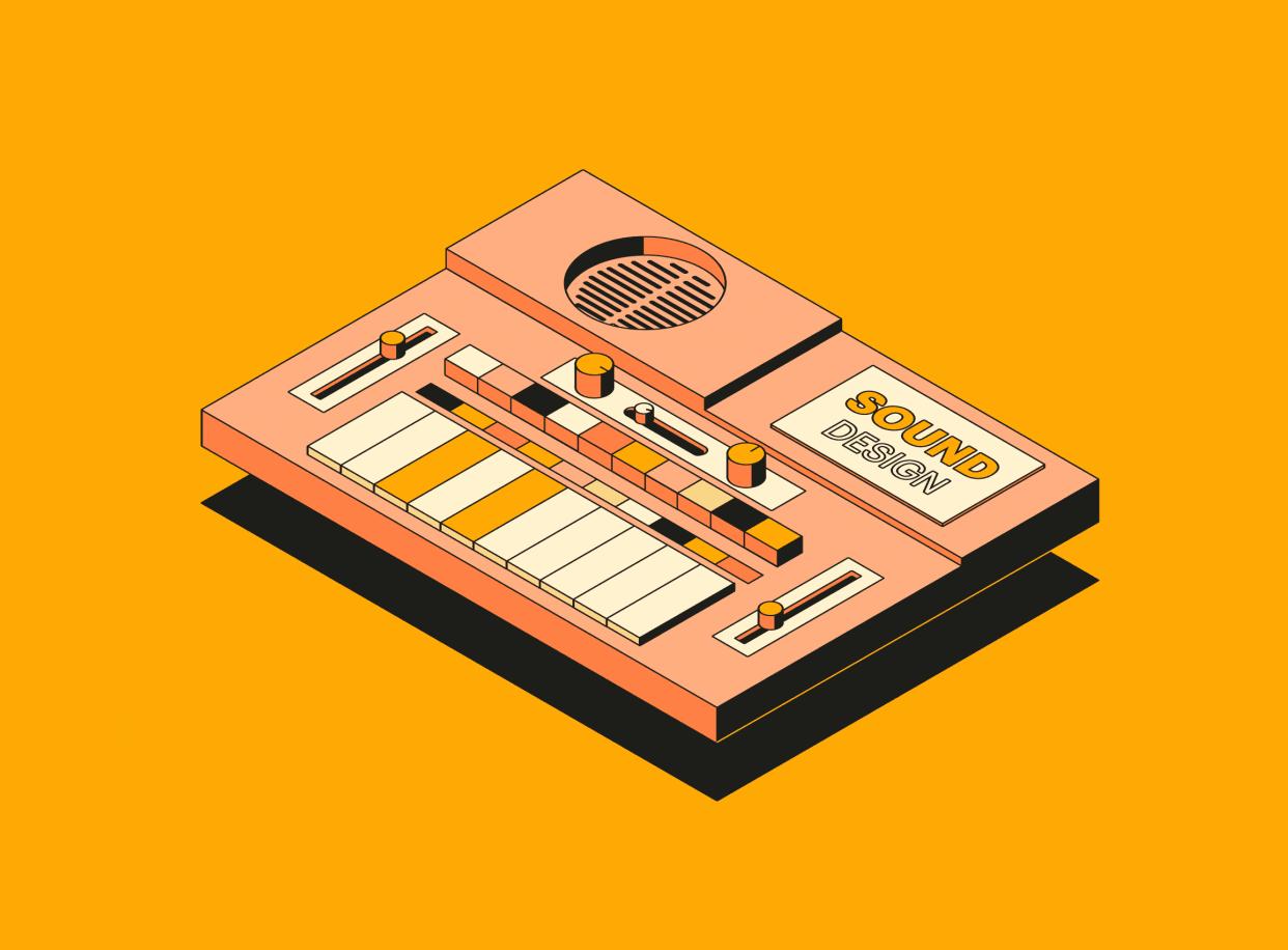 Sound design с нуля до PRO