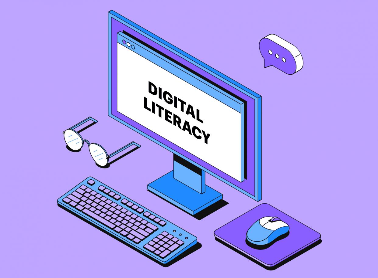 Развитие цифровой грамотности