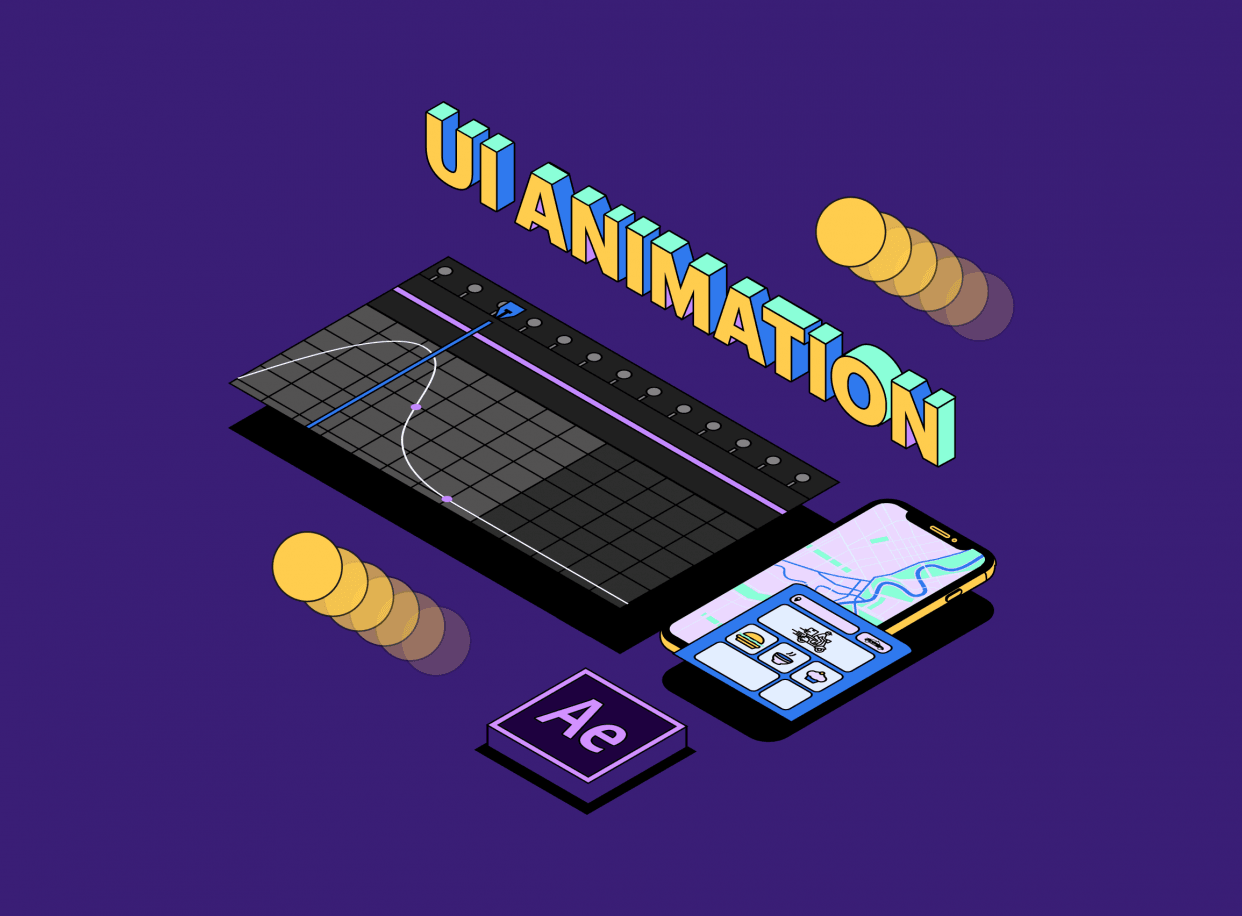 Анимация интерфейсов
