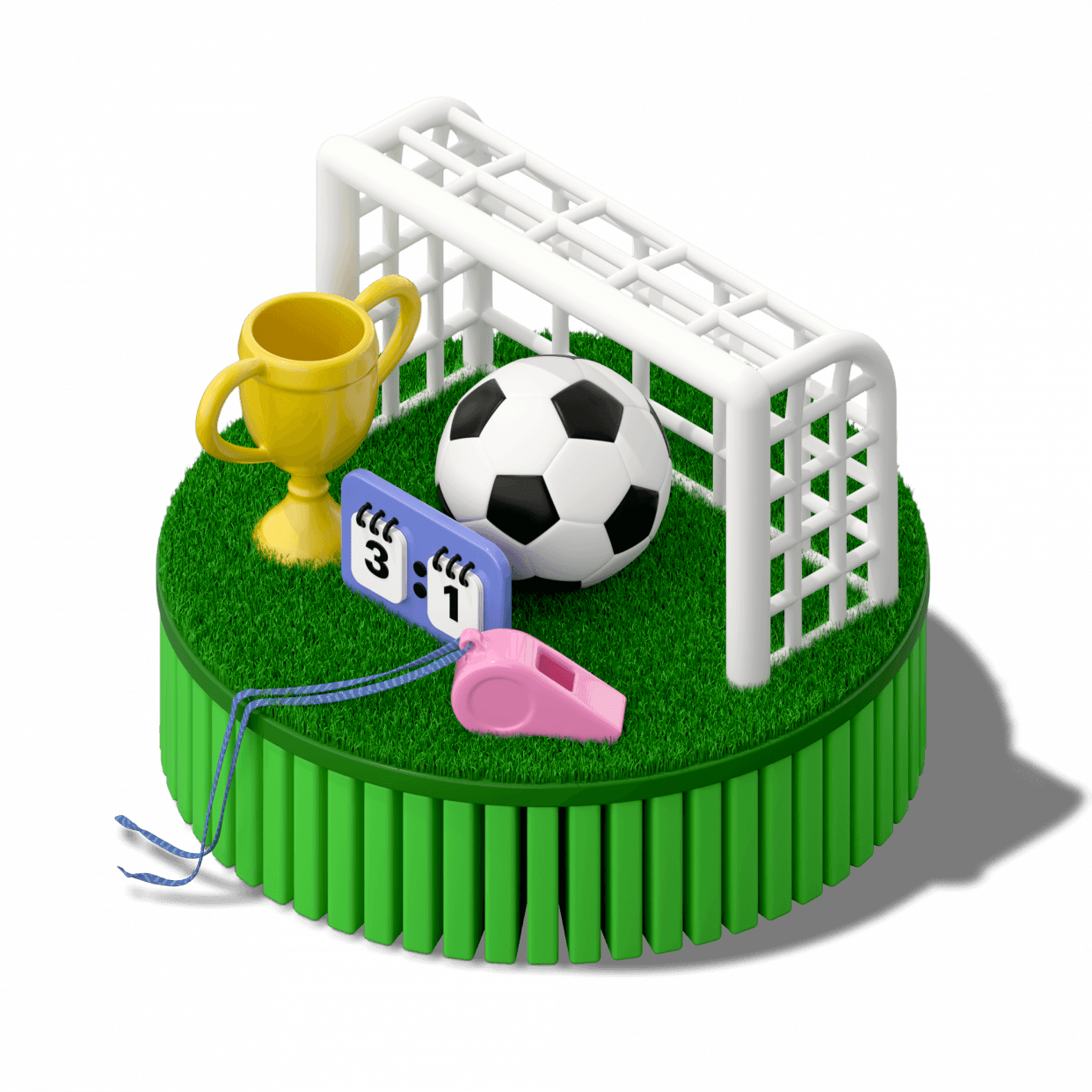 Профессия Детский футбольный тренер
