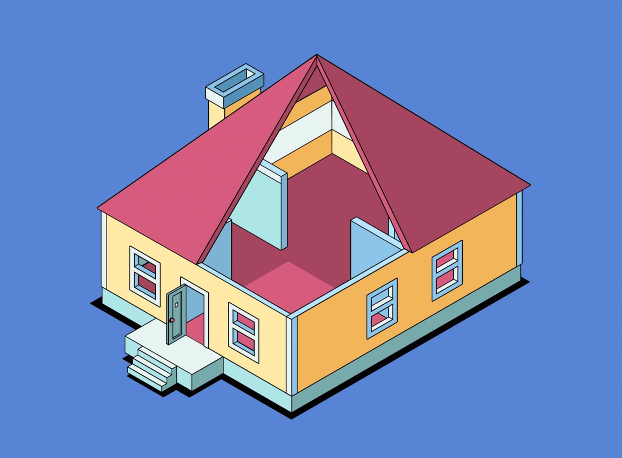 Управление строительством дома
