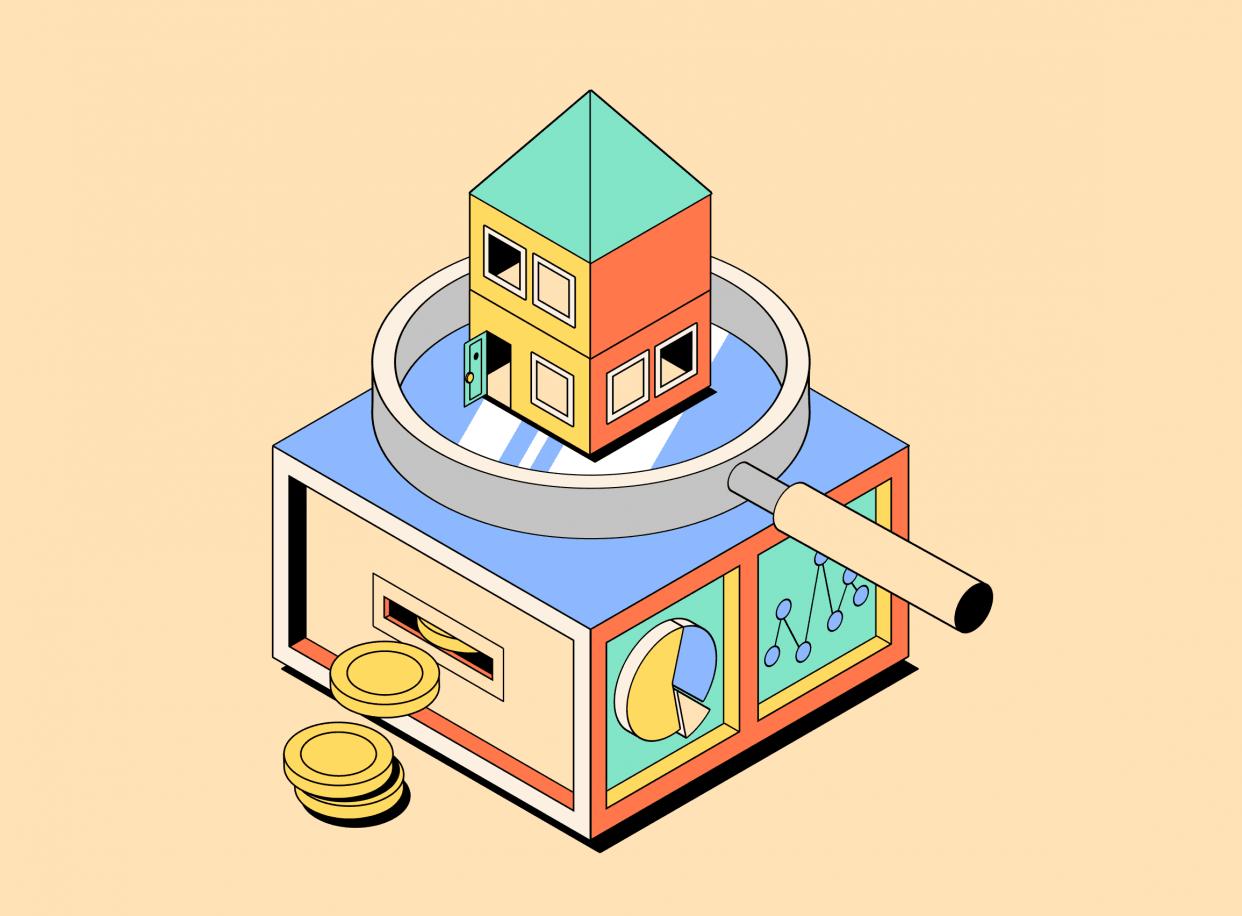 Анализ и исследование рынка недвижимости
