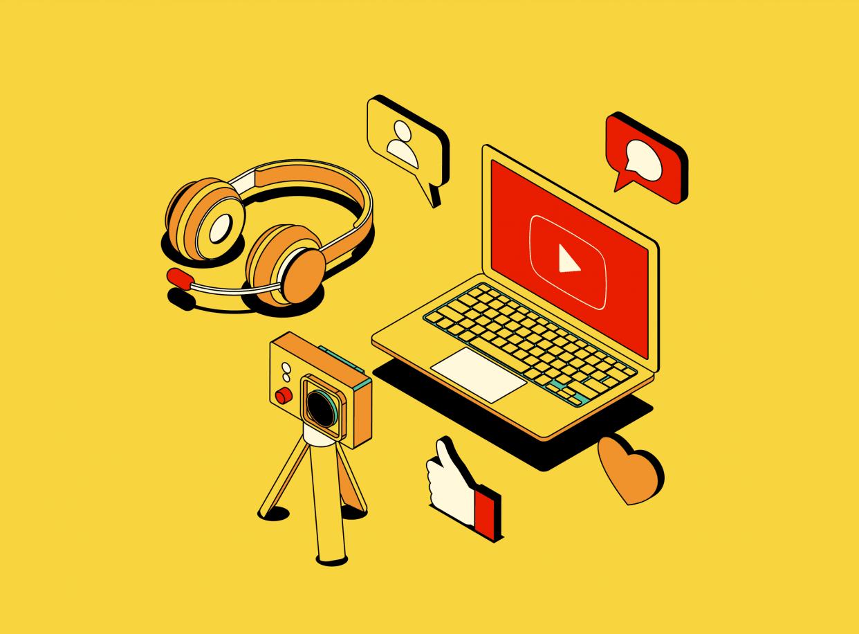 Как делать контент для YouTube