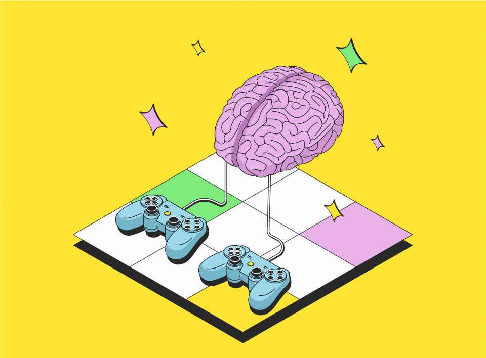Психология видеоигр
