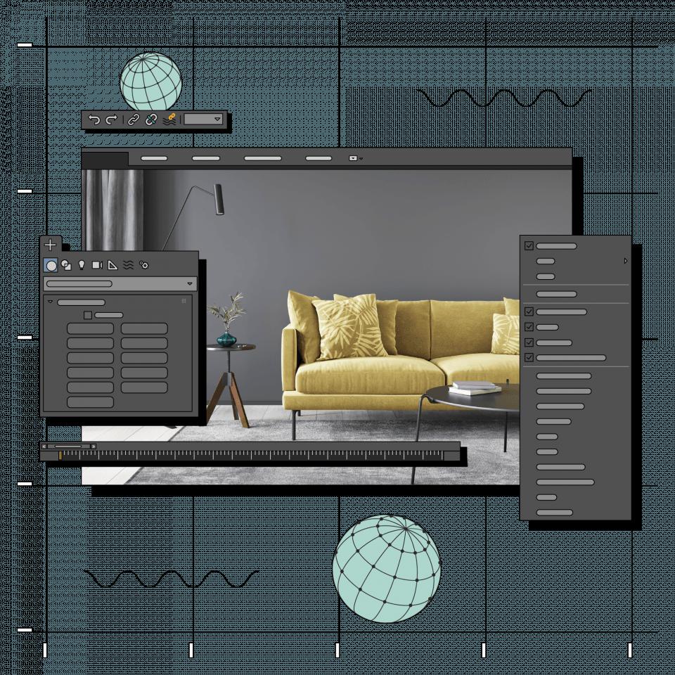 3D-визуализатор интерьера