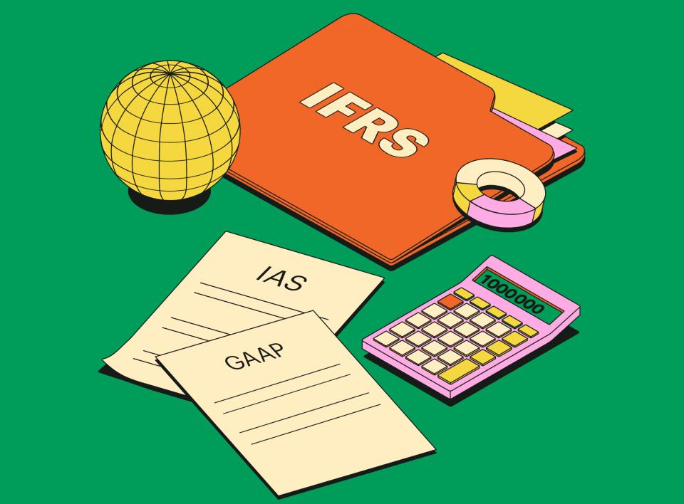 Финансовая отчётность по МСФО