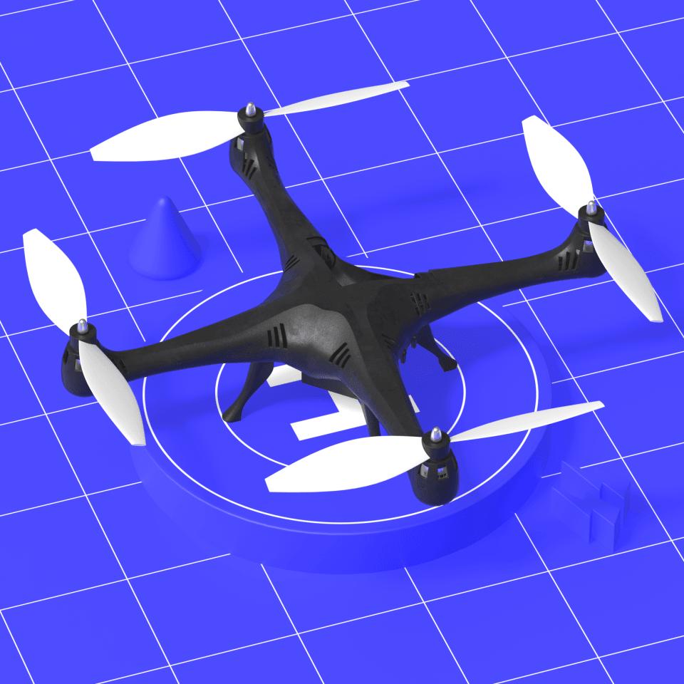Программирование дронов
