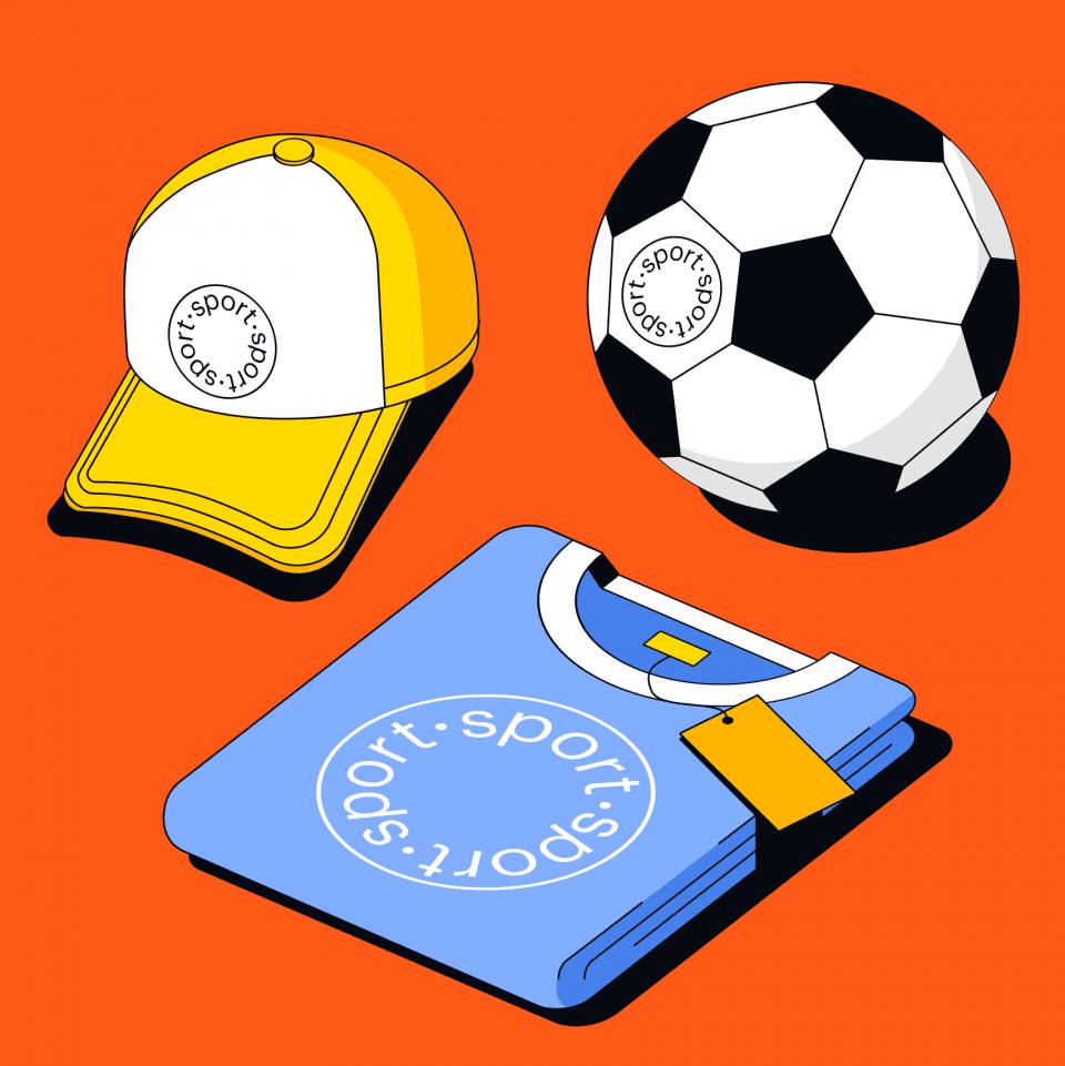 Спортивный дизайн