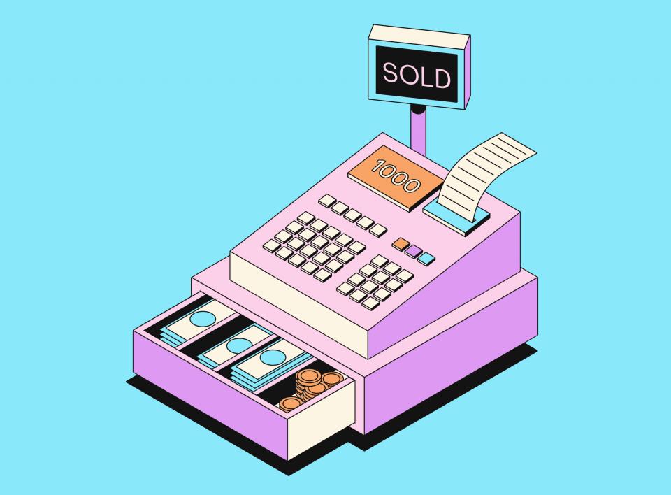 Управление продажами