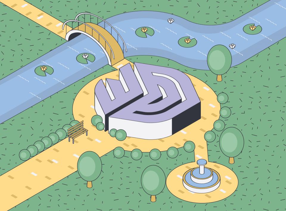 SketchUp для ландшафтных дизайнеров