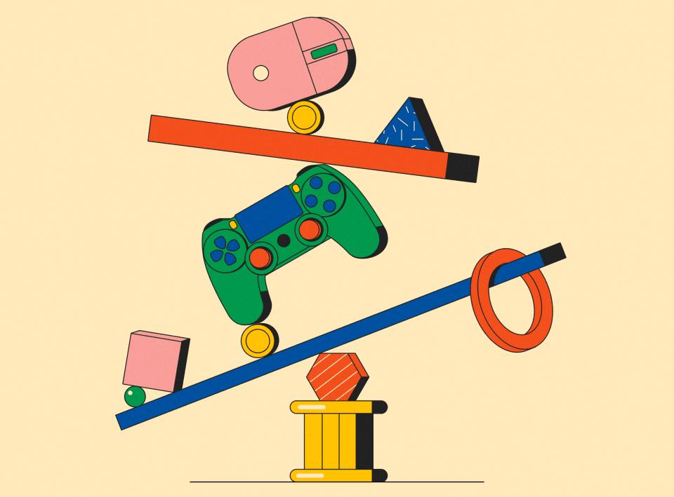 Игровой баланс
