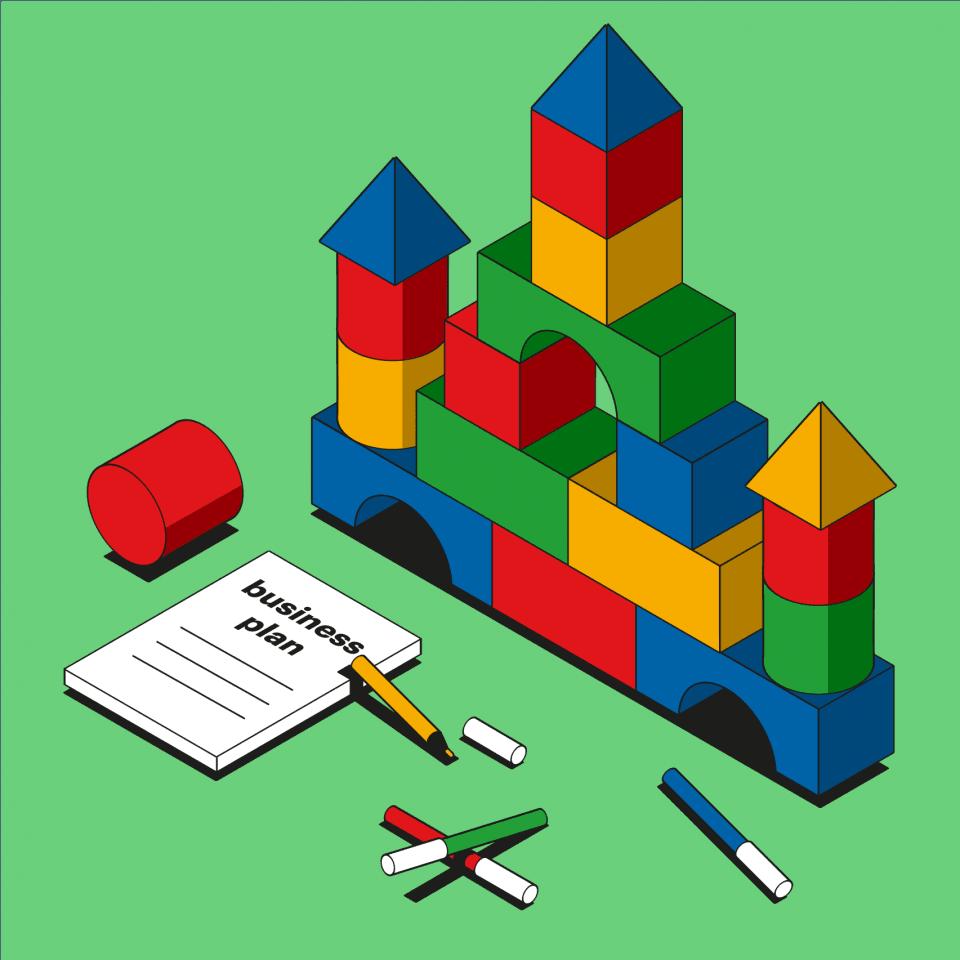 Детский развивающий центр: от бизнес-плана до управления