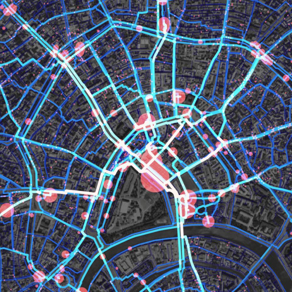 Пространственный анализ в архитектуре и градостроительстве