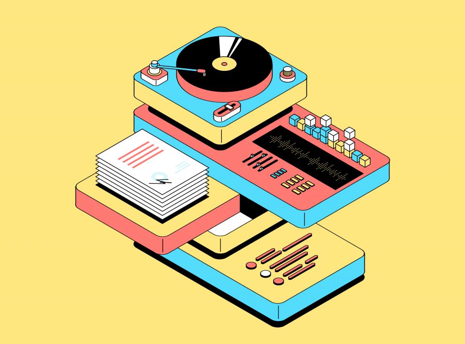 Менеджер музыкального лейбла
