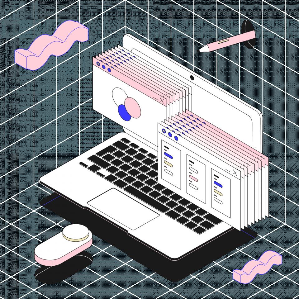 Веб-дизайнер (5 курсов)