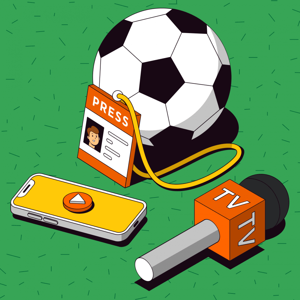 Спортивная журналистика