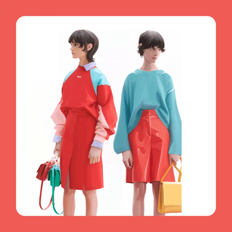 Adobe Illustrator для fashion-дизайнера