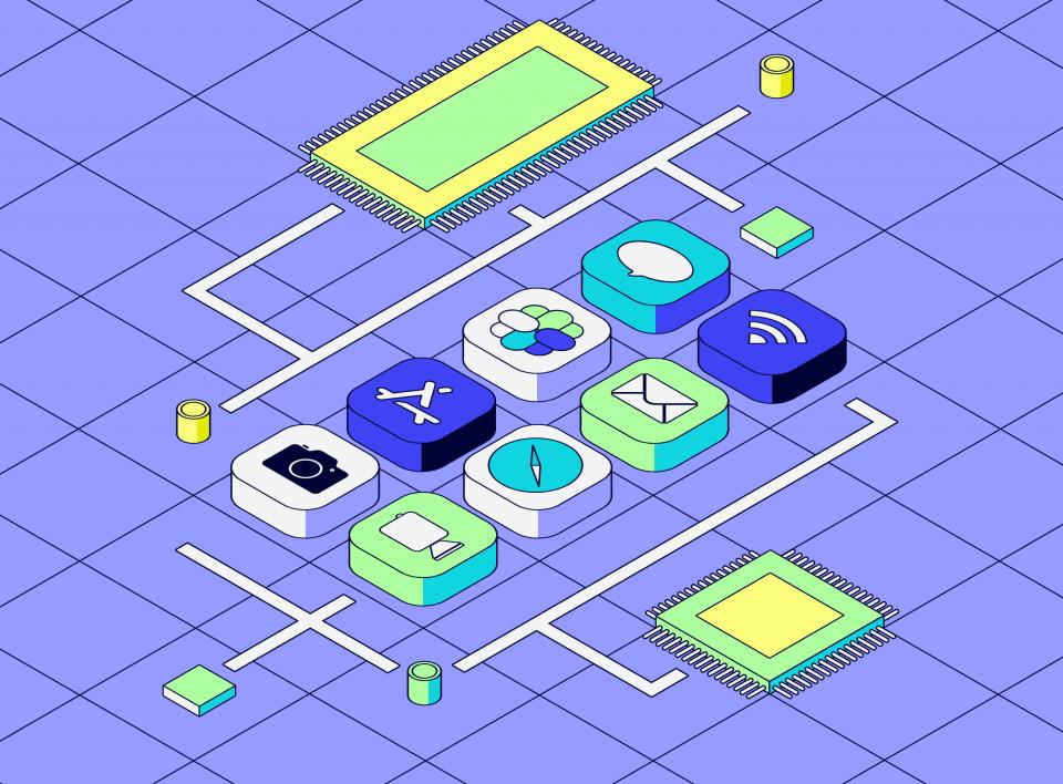 IOS-разработка для начинающих