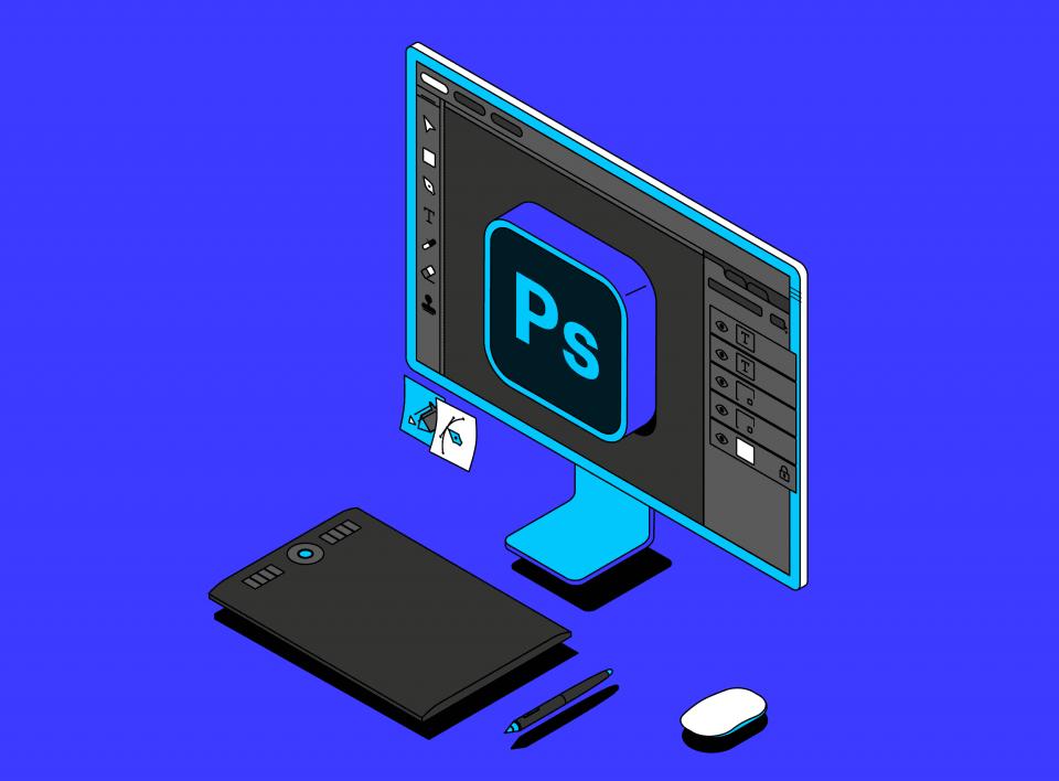 Photoshop с нуля до PRO