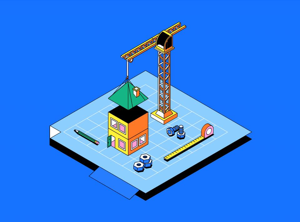 Строительный проект: с нуля до успешной сдачи