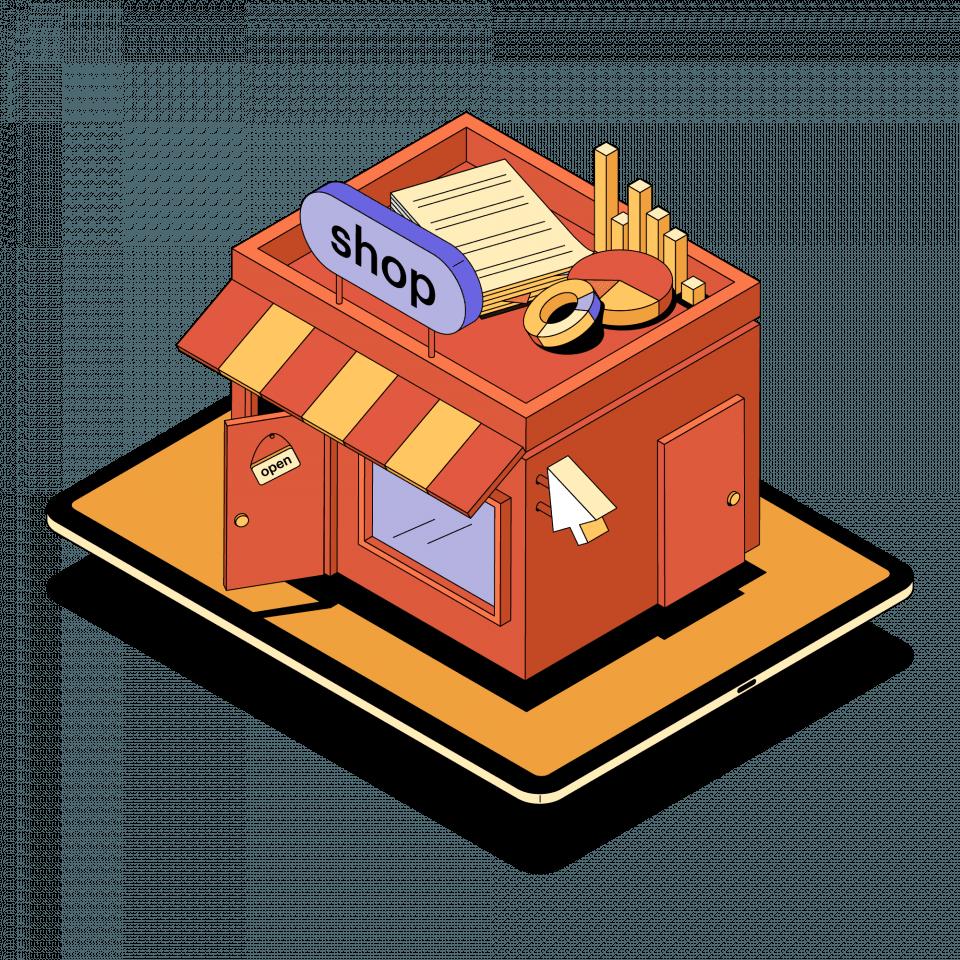 Управляющий интернет-магазином
