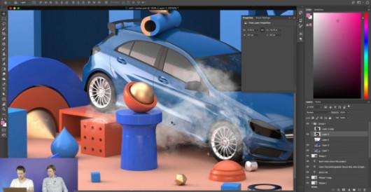 2D- и 3D-графика