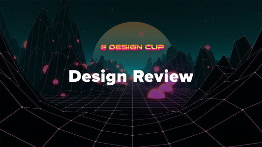 "Design Review: разбор проектов  участников ""Russian Design Cup"""