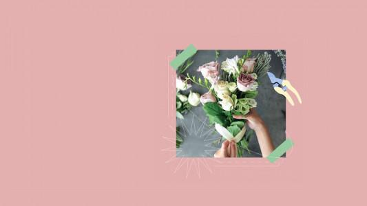 История одного букета – Катя Матвиенко